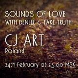 CJ Art - Guest Mix for Sounds of Love on 16Bit.FM [24 Feb 2014]