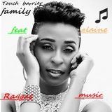 TOUCH BARRIER RAGGAE FAMILY VO.1