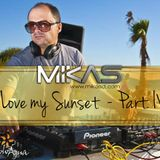 Dj Mikas - I Love my Sunset Part IV, Marco 2019
