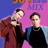 DJCAUTION 90's CANT TOUCH THE 90'S REWIND MIX