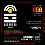 VANGUARD RADIO Episode 050 with TEKNOBRAT - 2017-04-15th CHUO 89.1 FM Ottawa, CANADA