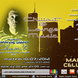 """Bar Canale Italia - Chillout & Lounge Music - 10/07/2012 - Special Guest CHAM'O """"Yellow Session"""""""