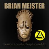 Brian Meister_Session 7 - Soulful Deep House Mix (Dec 2018) | ZAMUSIC.ORG