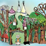 Mixmaster Morris @ Bestival Ambient Forest 2012
