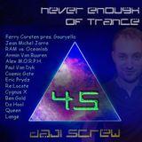 Never Enough of Trance episode 0045