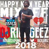 HAPPY NEW YEAR 2018 MIX 6