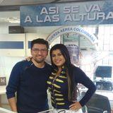 """En Cabina recibimos a Amanda Patricia para presentarnos su nuevo tema: """"La Que Se Va Soy Yo"""""""