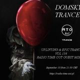 UPLIFTING & EPIC TRANCE VOL 134   RTO GUEST MIX ...MIXED BY DOMSKY
