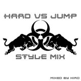 hard vs jump style mix