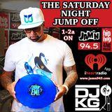 Dj Kg 03-05-16 Saturday on Jamn945