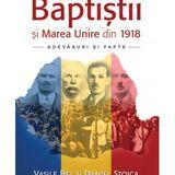 Cartea e o viață - S15 - Ep.09 - Baptiștii și Marea Unire din 1918 - Vasile Bel și Daniel Stoica
