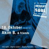 Absolut Soul Show /// 18.10.17 on SOULPOWERfm