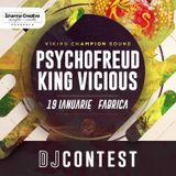 Dharma Creative  Dj Contest [La Fabrica Bucarest] Spécial Zion Red Dub