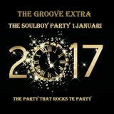 the groove extra/ 1 januari 2017 party special