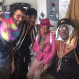 Soul Clap with special guest George Clinton @ The Lot Radio 11-01-2017