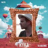 Warm up mix for Hidden Paradise @ Vabank 16.11.18