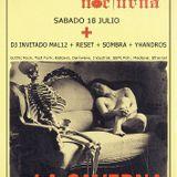 Adelanto Adoración Nocturna Sesiones - 18 julio 2015 @ La Caverna (Valencia)
