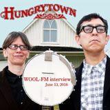 Hungrytown: WOOL-FM in-studio