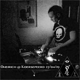 Oneirich, Technoset at Koersepeerd, Bruges, BE 20190427