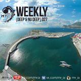 MY - Weekly (deep & nu deep) 027