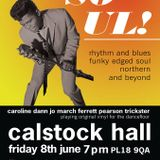 Overdose of Joy - The Atlantic Soul Collective at Calstock Hall