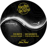 Maestros Del Ritmo volume 5 - 2014 Official Mix by John Trend