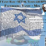 DJ Yaniv Ram - SET98 special set for Israeli Independence day