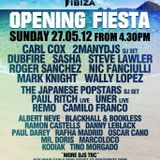 Carl Cox - Live @ Opening Fiesta Space Ibiza (Spain) 2012.05.27.