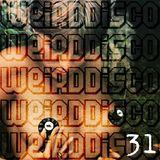 WEIRDDISCO VOL 31 Mixed By Jonathan Buxton