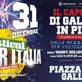 Festival Bar Italia Gallipoli 31 dicembre 2014 - diretta Radio System