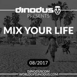 Djnodus Mix Your Life 08 - 2017