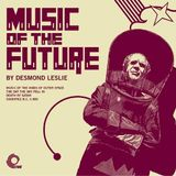 Oscillations Radio Show #133 - Desmond Leslie