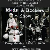 Acacia Radio's 'Mods and Rockers' show 12-11-18