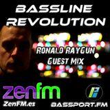 Bassline Revolution #24 30.05.13 - Ronald RayGun Guest Mix