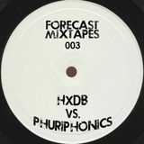 Forecast Mixtapes 003 - HxdB (Spring 2014)