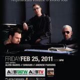 Above & Beyond LIVE @ Club Rio, San Antonio, TX 2/25/11