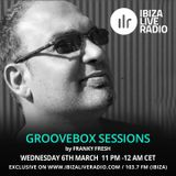 Groovebox Sessions 35 /Ibiza Live Radio/ 06.03.2019/