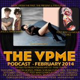 The Von Pip Musical Express Podcast - February 2014