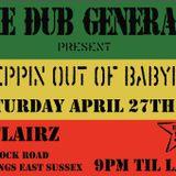 The Dub Generals Show on Rebel Radio Feb 26th