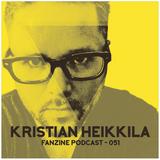 Kristian Heikkila / Fanzine Podcast