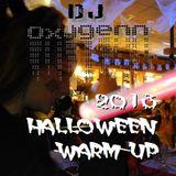 Oxygenn mixtape #010 - Halloween Warm-Up