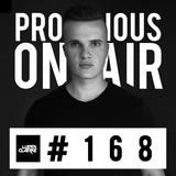 Luppi Clarke - Prodigious On-Air #168