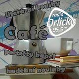 Cafe - 29.4.2018 (miniportrét Froples, čtení Jáchym Topol - Citlivý člověk kap. 7)
