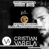 Cristian Varela Epsilon Madrid (1996)
