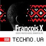Techno.UA 09.02 Kiss Fm