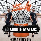 JAMSKIIDJ - Weekly Friday Vibes 012| 60 Minute Gym Mix| Current Hiphop | May 2018