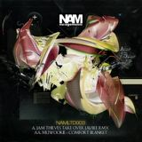 N.A.M! NUAGEMUSIC. DJ HYPNOTIK live on THE FUSE BOX SHOW ! 7EVEN&MAZY.D