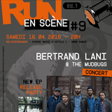 RUN en Scène #9 - Bertrand Lani & The Mudbugs
