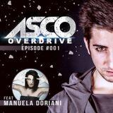ASCO - OVERDRIVE #001 feat Manuela Doriani