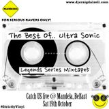 The Best Of.. Ultra Sonic (Legends Series Mixtape5) .. Compiled & Mixed by Craig Dalzell